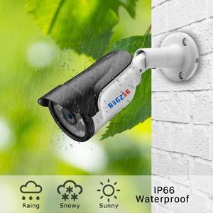 Image 5 - BESDER H.265 IP Camera 5MP/3MP/2MP Motion Dection IR Night Vision IPC DC 12V 48V PoE Optional ONVIF Bullet Outdoor CCTV Camera