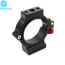 1/4 Screw Expansion Ring Extension Microphone LED Video Light Mounting Clip Adapter for Zhiyun Crane 2 Gimbal Accessories