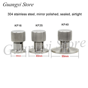 Image 3 - KF próżniowe zawór wydechowy nadmuchiwane zaworu zawór próżniowy próżniowe armatura KF16 kf25 kf40 spawania nowy typ