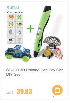 Sl 400a 3d Ручка с печатью pcl нитью и коробкой sl низкая температура