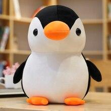Kawaii Hot Huggable Мягкий пингвин, плюшевые игрушки, детские мягкие игрушки, кукла, детская игрушка, декорации и подарки на день рожденья для детей