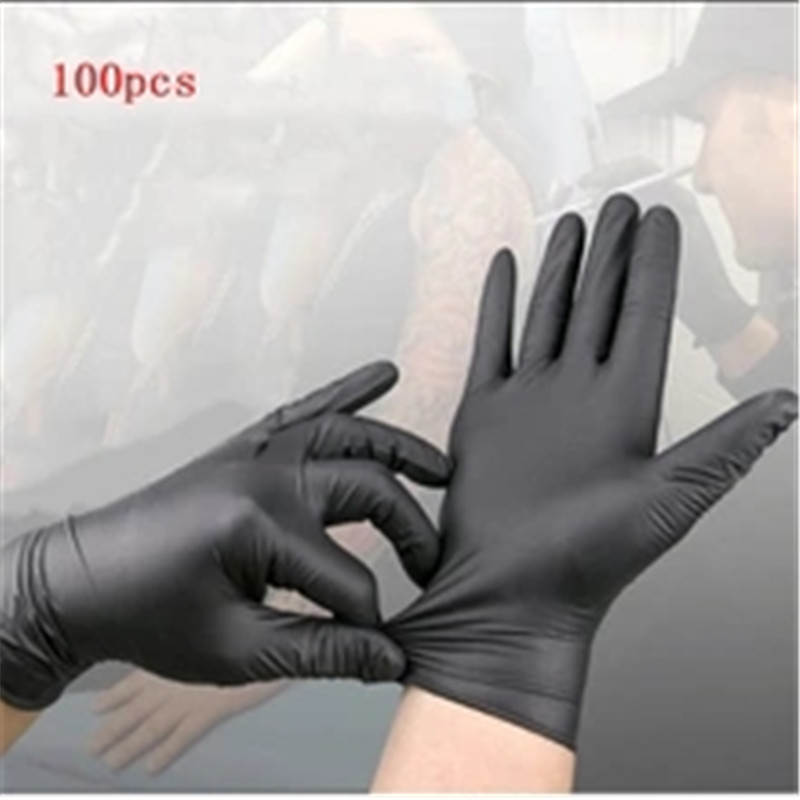 Gloves Nitrile XL Latex Disposable Household Gloves Disposable Safety Gloves Food Gloves Left And Right Rekawiczki Nitrylowe