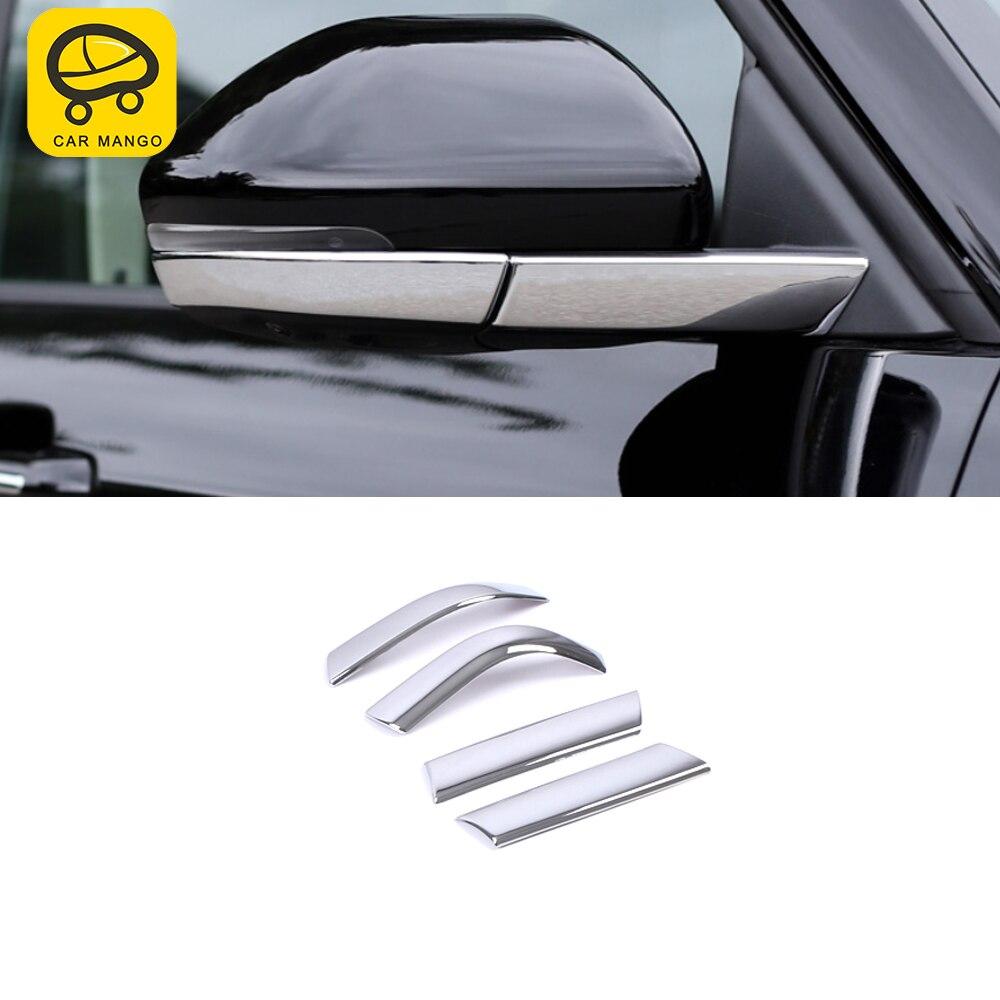 CarMango for Ford Explorer U625 2020 Car Accessory Passenger Seat Glove Box Handle Cover Trim Frame Sticker Interior Decoration