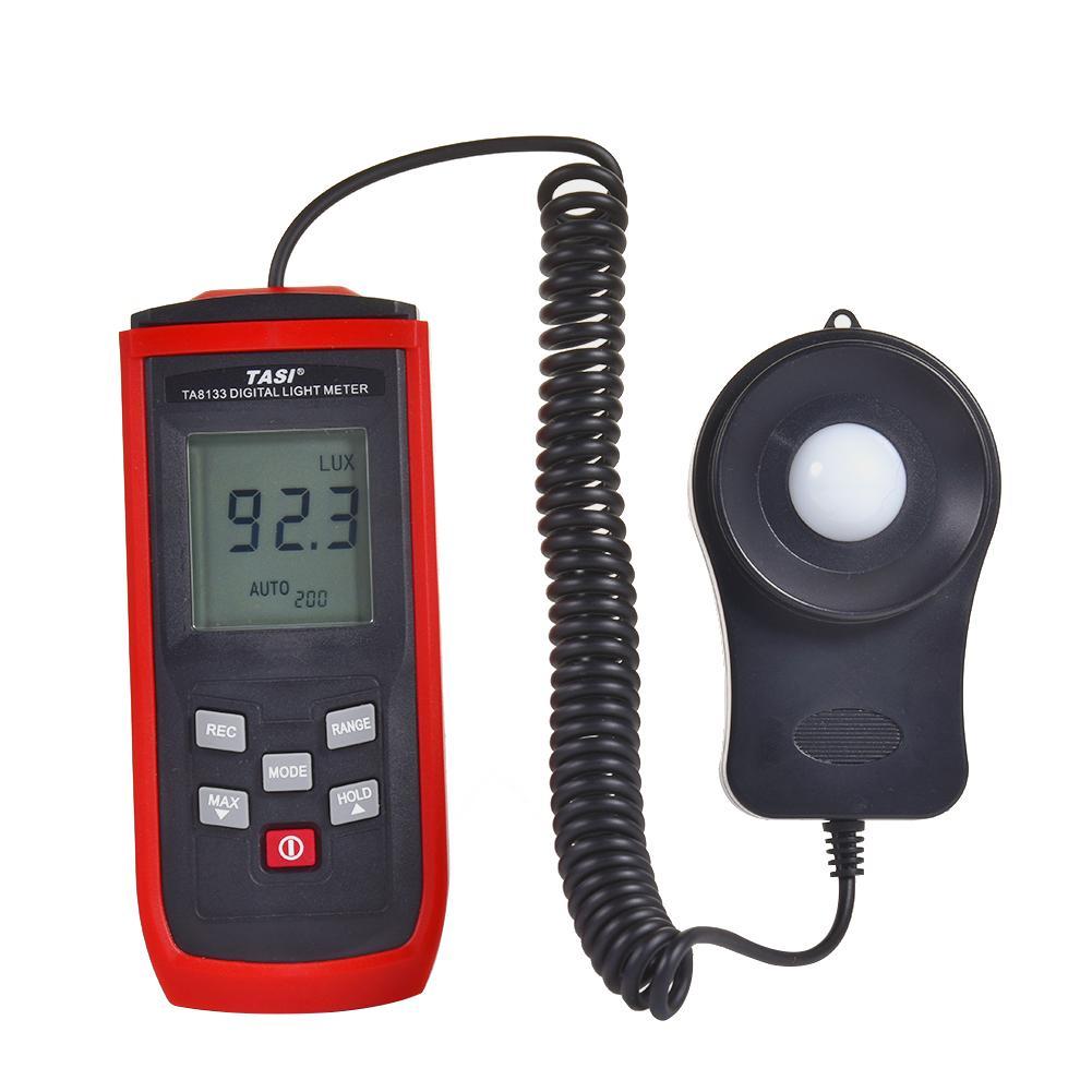 Цифровой измеритель люкс Сплит Тип 50 хранения данных фотометр измерительный инструмент с широким диапазоном измерения