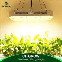 Luz LED COB de espectro completo para cultivo, iluminación de flores vegetales, para planta de interior, 1212 W, 300W, 600W, 900 K, 3500K = HPS
