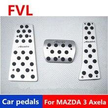 Автомобильные педали для MAZDA 3 Axela педаль акселератора педаль тормоза Подножка педаль