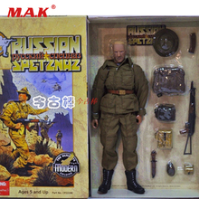 Full set figure 1/6 Scale PVC Soldier Specia Force Model Set 12inch Russia Soviet Union Afghanistan action toys for fans