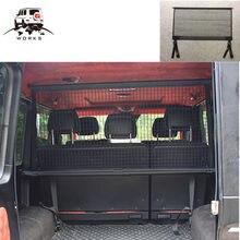 G wagen w463 g63 rede de segurança, adequada para g classe w463 g350 g400 g500 g55 g63 g65 caixa de reserva grade