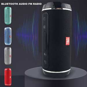 Bluetooth-Speaker Music-Player Bass Stereo Waterproof Portable Wireless 40w AUX MP3 TF/AUX