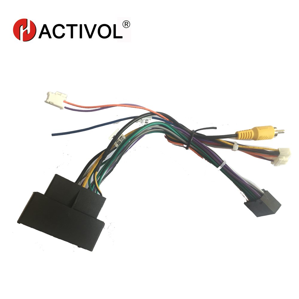 Car Radio Female ISO Plug Power Adapter Wiring Harness Special for for  Citroen C4 C Triomphe C Quatre Elysee for Peugeot cable|GPS Accessories| -  AliExpresswww.aliexpress.com