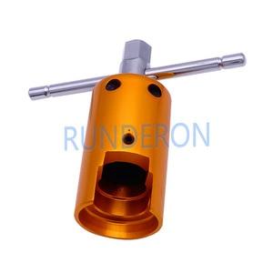 Image 4 - CRT Fuel Metering Valve Unit SCV PLV Puller Removing Repair Tool for Bosch 818 617 Common Rail Tools