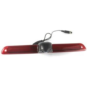 Image 4 - רכב בלם אור מצלמה עבור פולקסווגן פולקסווגן בעל מלאכה מרצדס בנץ אצן רכב היפוך מבט אחורי מצלמה גיבוי מצלמה Qualit גבוה