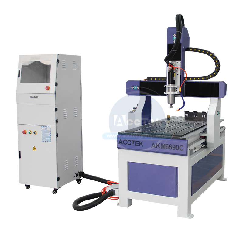 Cheap wood router machine 3d model of <font><b>cnc</b></font> engraver <font><b>6090</b></font> <font><b>atc</b></font> <font><b>cnc</b></font> router china price image