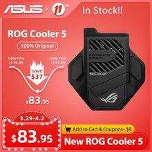 Cooler-Fan Led-Lighting-Accessories Mobile-Phone Aeroactive ASUS Holder 5-Gaming ROG