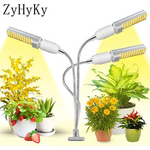 Timer Function LED Grow Light 5V USB Full Spectrum For Indoor Lamp Plant Potted Vegetable Flower Dimmable Fitolampy