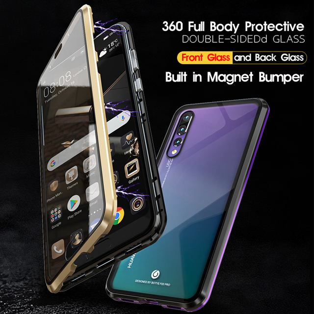 Best Huawei P20 Pro Cover Case 1