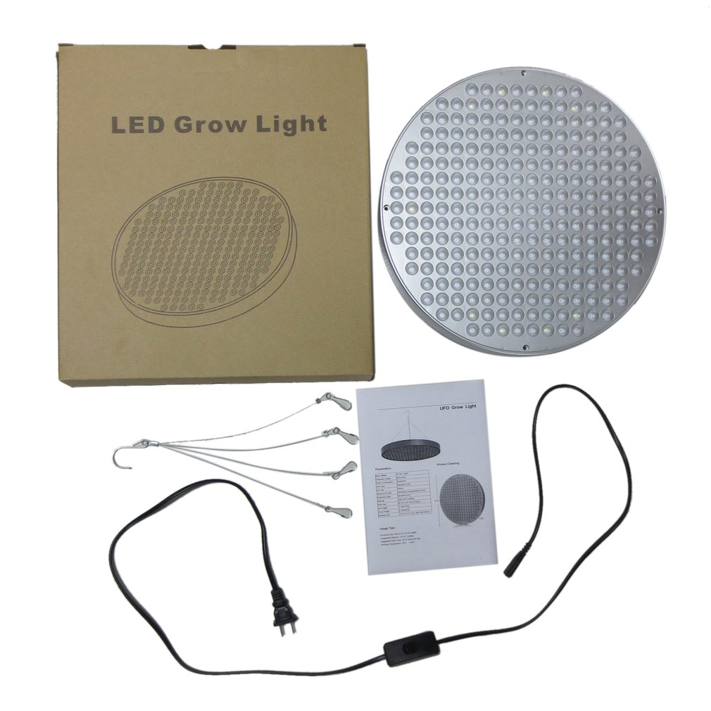 50W Flower Plant Phyto Growth Light Full Spectrum Hydroponic Indoor Greenhouse Grow LedPlant Lamp Vegetables & Flowering
