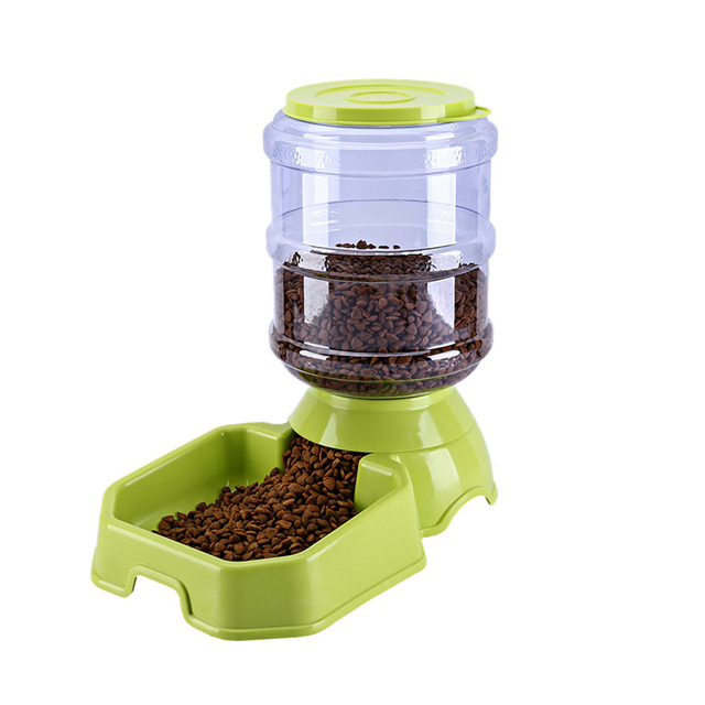 Kitten & Puppy Bowl Automatic Feeders 5