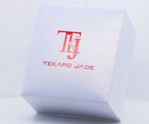 Image 5 - TKJ JEWELRY Fashion Set Rings With Big White Shiny Cubic Zircon 925 Silver 6.0mm 2pcs Wedding Ring Set for Women Gift