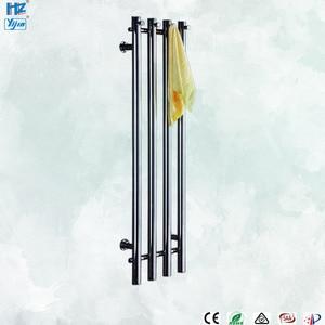 Image 1 - 2020 популярный дизайн, нержавеющая сталь 304, вертикальный Подогрев полотенец, подогреватель полотенец, настенный держатель