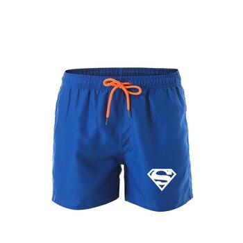 Maillot De Bain été hommes Superman
