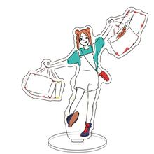 Новинка аниме юютсу кайсен мондштадт тема кугисаки нобара акриловая