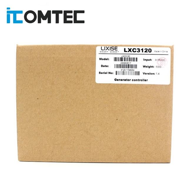 LXC3120 LIXiSE diesel generator ats controller module oringal high quality 4