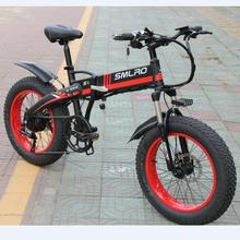 Electric-Bicycle Fat-Bike Foldable Motor-14ah S9F Bafang 20inch 1000W Battery European