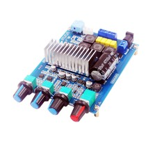TPA3116D2 Bluetooth 5.0 Subwoofer Bordo Amplificatore 2*50W 2.0 Canali Audio Stereo AMPLIFICATORE Digitale di chiamata Bluetooth Amplificador