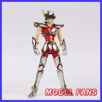 MODEL FANS in stock GreatToys Great toys GT EX bronze Saint Seiya V1 Pegasus helmet metal armor Myth Cloth Action Figure