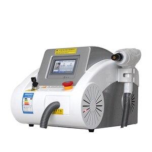 Оптовая цена Q переключатель nd yag лазерная машина для удаления пигмента 532/1064/1320/нанометровый лазер татуировки косметологическое оборудован...