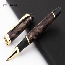 JINHAO X450 Dark green  Color Business office Nib Medium Rollerball Pen New