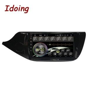 """Image 3 - Idoing 9 """"車 Android9.0 ラジオマルチメディアプレーヤー起亜 cee d CEED jd 2012 2016 PX5 4 グラム + 64 グラム 8 コア GPS ナビゲーション 2.5D TDA 7850"""