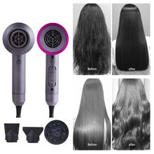 Professional Hairdryer Hair Salon Multifunctional Styling Negative Ion Household Hammer Blow Dryers Fast Straight Tool