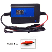 400AH CLEN Intelligent Auto Pulse Battery Desulfator, clip terminals , to Revive and Regenerate the Batteries ,