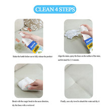 Multi Bubble Cleaner Spray Washing Cleaning Tool for Fabric Home Kitchen