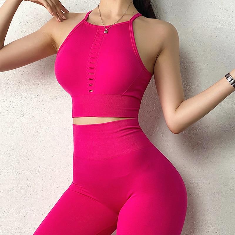 2 шт./комплект, женский спортивный костюм Yushuhua