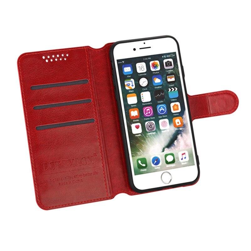 DOREXLON Ретро Кожаный чехол кошелек для iPhone 11 Pro X XR XS Max Magneti Чехол кошелек для iPhone SE 2020 8 7 6 6S Plus 5 5S|Чехлы-портмоне|   | АлиЭкспресс