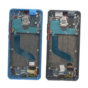 """Image 5 - Amoled 6.39 """"dla Xiaomi Redmi K20 Pro wyświetlacz LCD ekran dotykowy Digitizer zgromadzenie dla Xiaomi Mi 9T Pro ekran LCD k20 wymienić"""