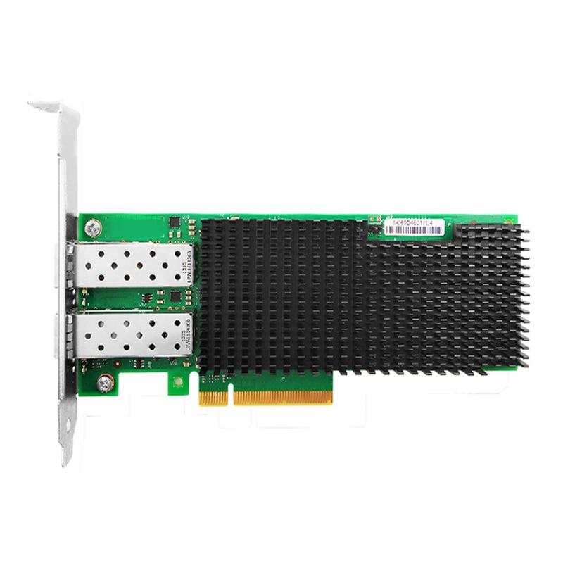 XXV710-DA2 25G SFP28 Dual Port Network Adapter With Intel Chip PCIe3.0 X8