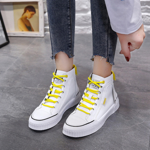 Image 3 - 2019 Fashion Sneakers for Women Breathable Platform Sneakers Women Luxury Shoes Women Designers Womens Vulcanize Martin boots