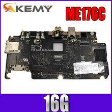 Akemy ME176C Tablet motherboard for ASUS ME176C ME176 Test original mainboard 16G