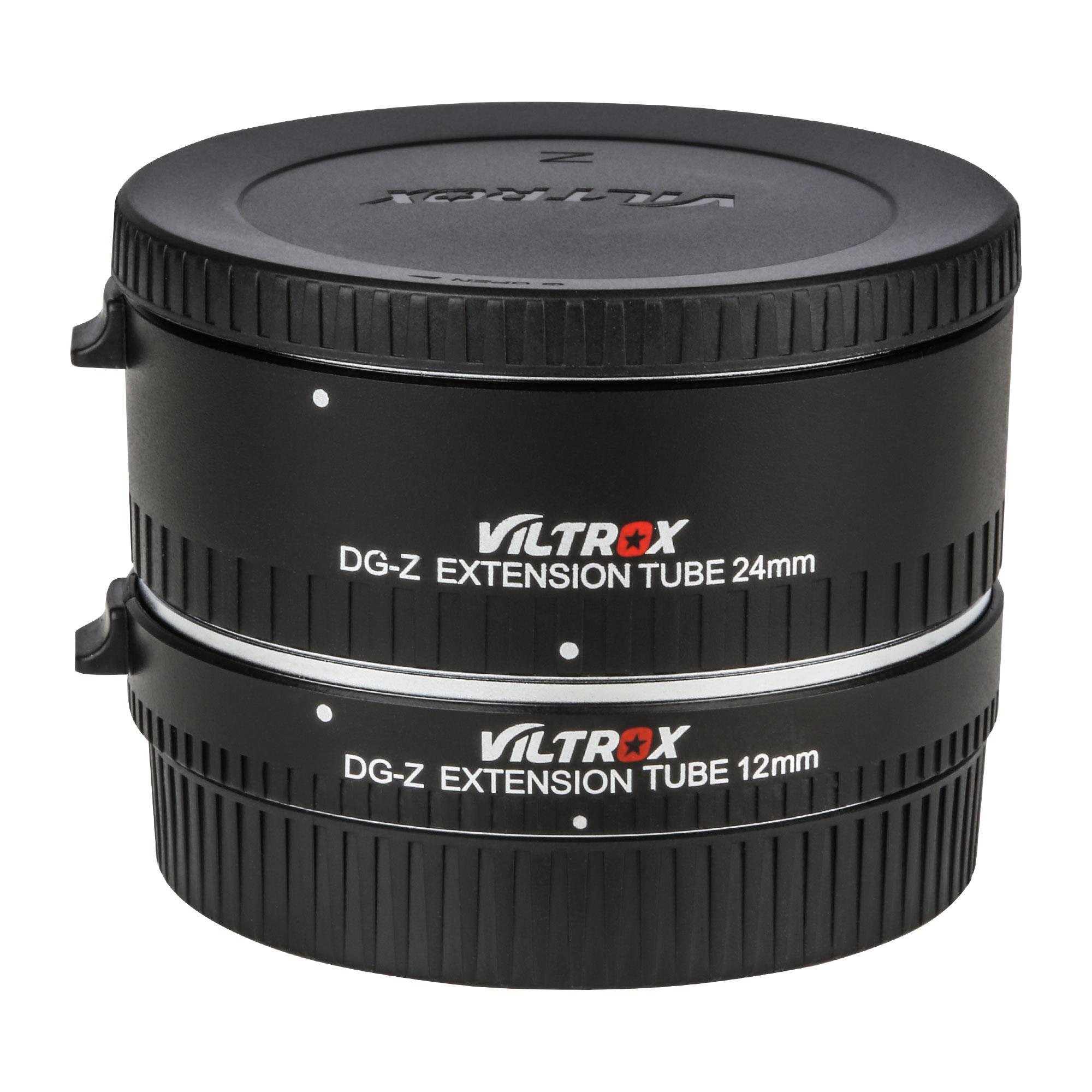 DG-Z макроудлинитель с автоматической фокусировкой AF объектив адаптер диафрагма регулировки фокуса для Nikon с байонетом Z Z6 Z7 Z50 Камера