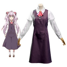 HISTOYE Cosplay Costume The Anime I Said The Ability Is Average Costume Miles Cosplay Clothing for Women Halloween Costume Party histoye cosplay costume the anime royal teacher heine costume heine wittgenstein cosplay clothing for women halloween party