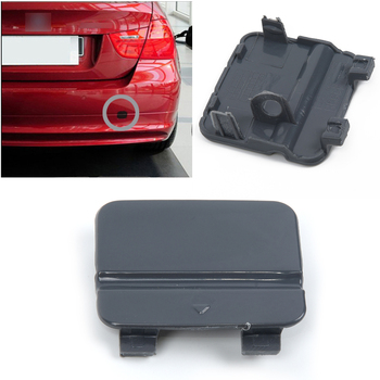 3-Series Rear Bumper Tow Hook Cover E90 335d 335i 316i 318i 51127202673 Shell Cap image