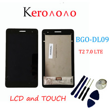 For Huawei MediaPad T2 7.0 LTE BGO DL09 LCD Display and with Touch Screen Digitizer Assembly+tools
