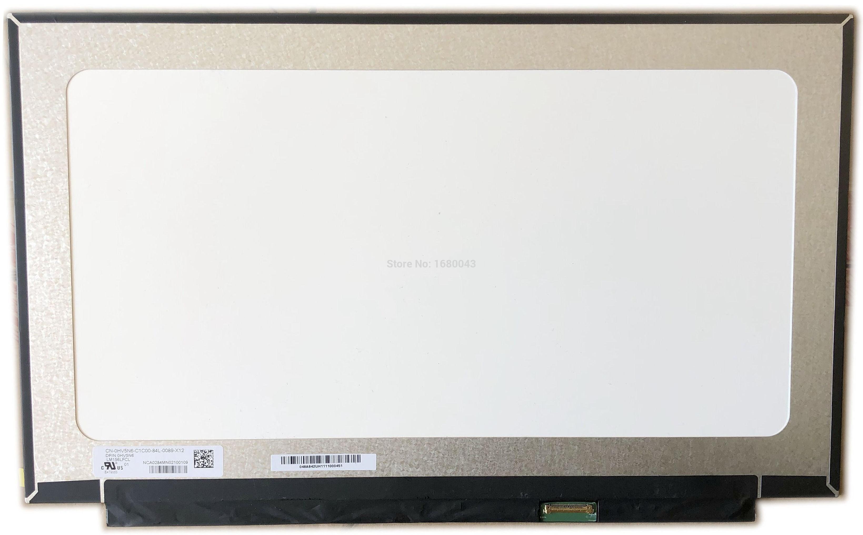LM156LFCL LM156LFCL01 15.6 LCD LED SCREEN PANEL EDP 1920X1080 IPS