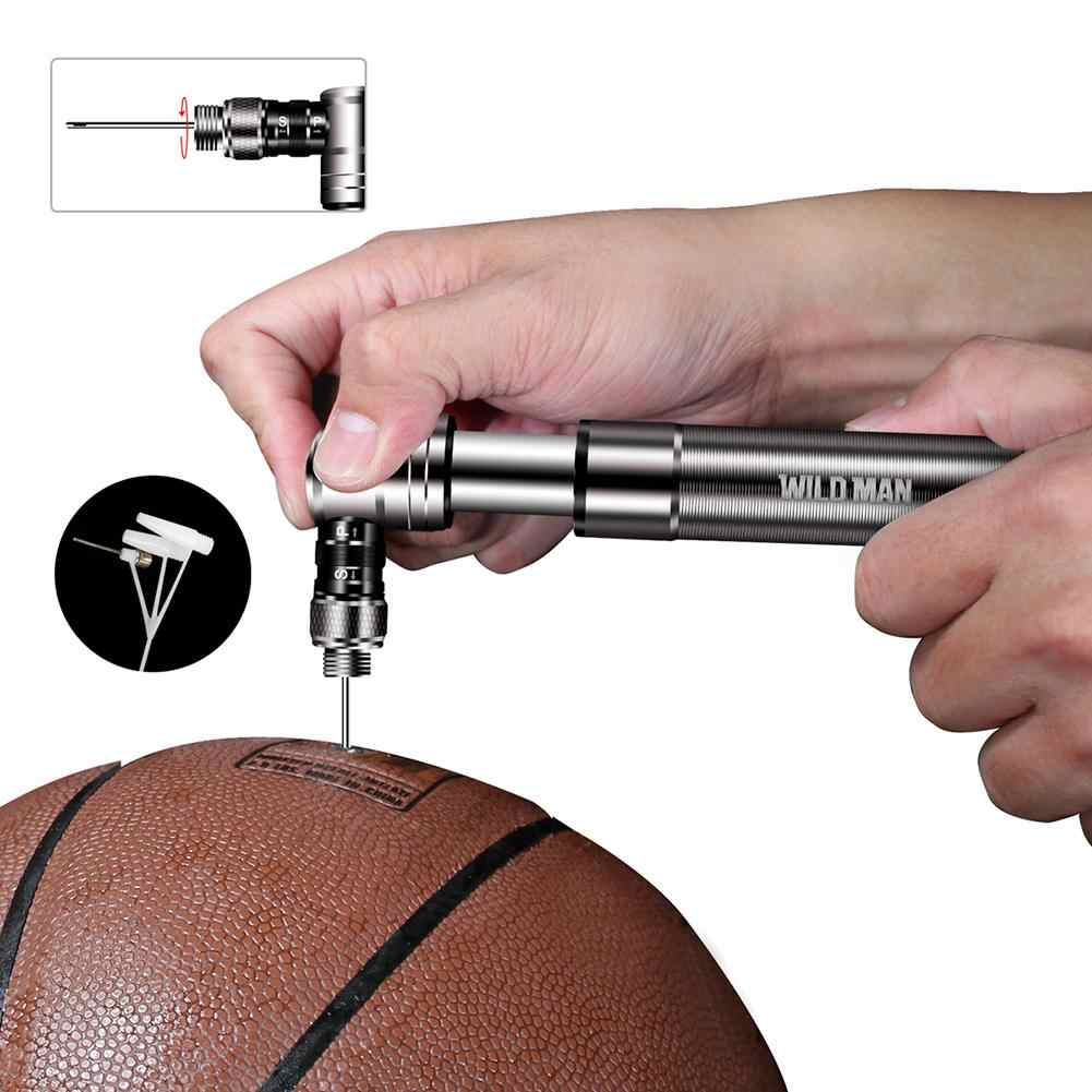 Tragbare Moutain Rennrad MTB Reifen Luftpumpe Basketball Fußball Spielzeug