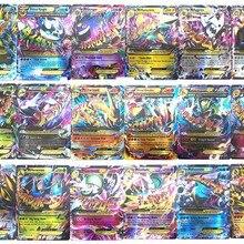 18 шт., без повтора, Покемон, французская карта, все EX MEGA Shining, Покемон, английская карта, PTCG, игра, битва, карт, детская игрушка