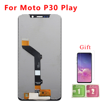 For Motorola Moto One P30 Play XT1941-1 XT1941-3 XT1941-4 LCD Display Touch Screen image
